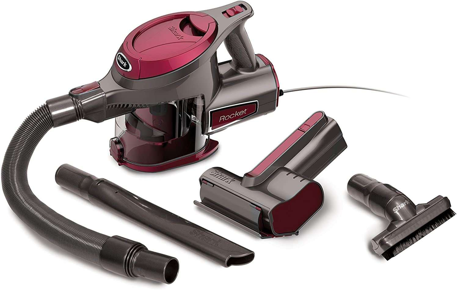 THE SHARK ROCKET HANDVAC HV292